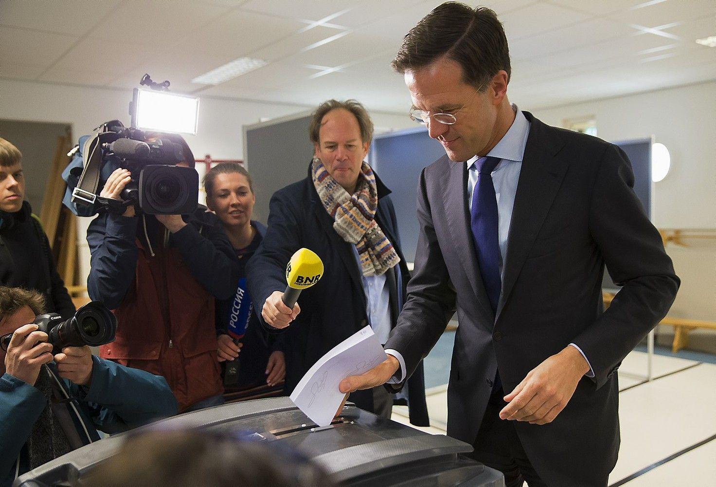 Nyderlandai galiausiai ratifikavo ES irUkrainos asociacijos sutartį