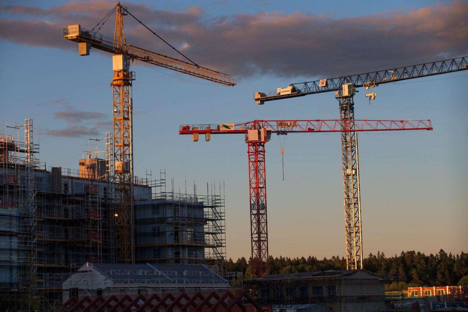 Švedijos ekonomikos augimassulėtėjo daugiau nei du kartus