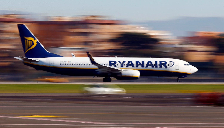 """""""Ryanair"""" pelnas išaugo 6%,planuoja plėtrą Europoje"""