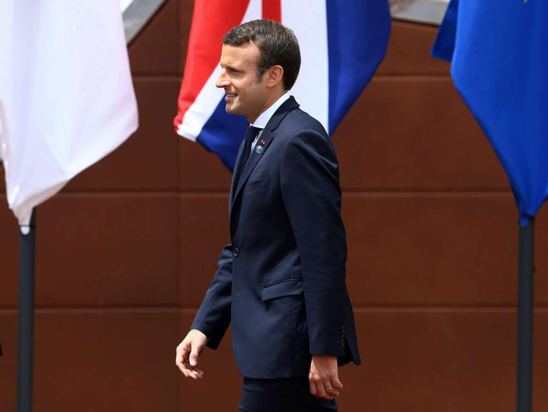 Macrono partija pretenduoja iškovoti daugumą Prancūzijos parlamente