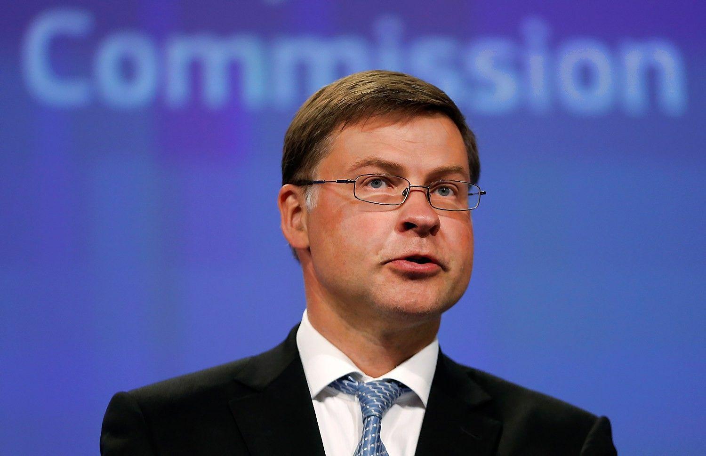 EK siūlo euro zonos naujoves
