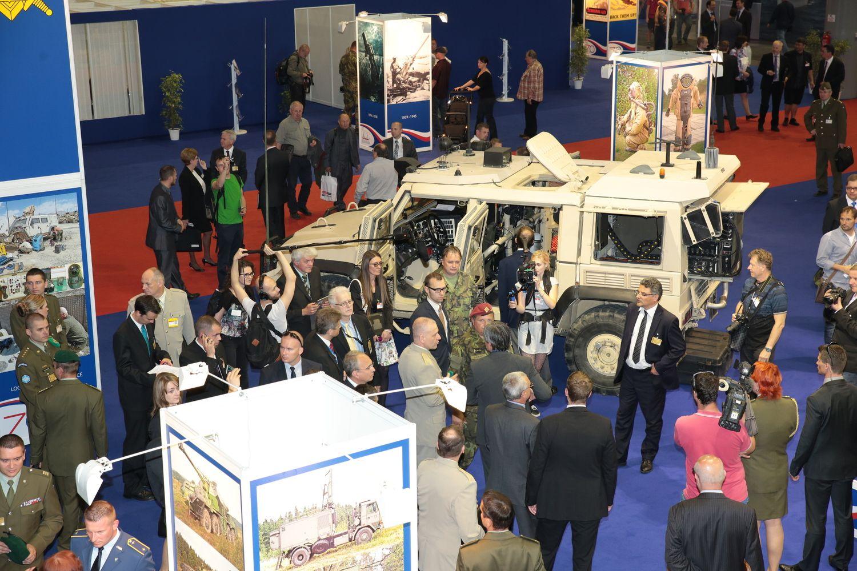 Lietuvos gynybos pramonės patrauklumas auga
