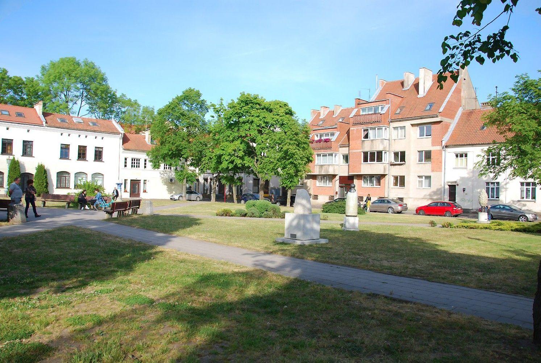 Klaipėdos senamiestyje statys naują viešbutį