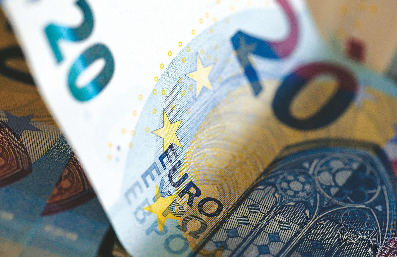 Euro zona iriasi pirmyn, lūkesčiai – geri