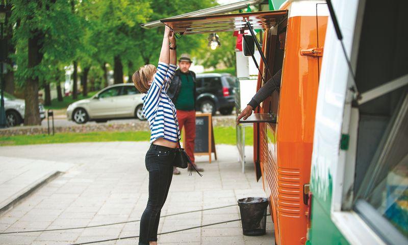 Pradedančiųjų laukia mokesčių atostogos. Vladimiro ivanovo (VŽ) nuotr.