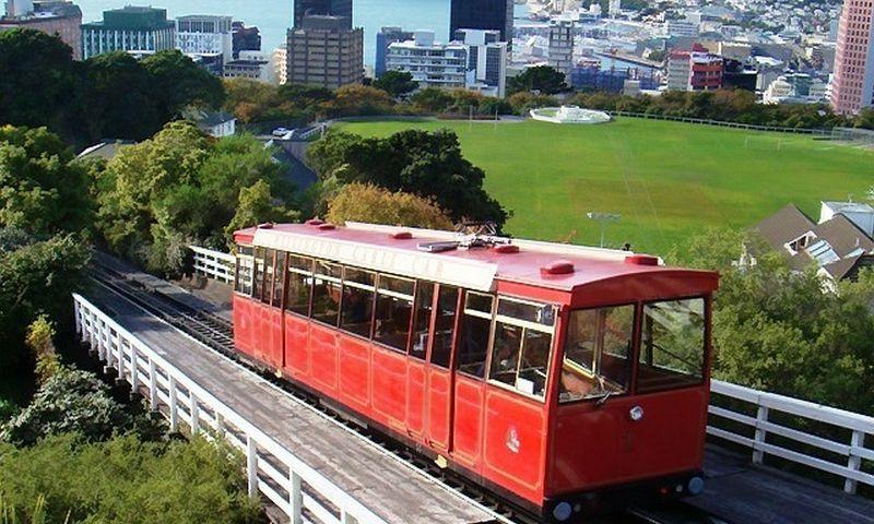 """Pagal """"Deutsche Bank"""" tyrimą, Naujosios Zelandijos sostinėje gyvenimo kokybė aukščiausia, tai mažiausias užterštas miestas. """"Wikimedia"""" nuotr."""