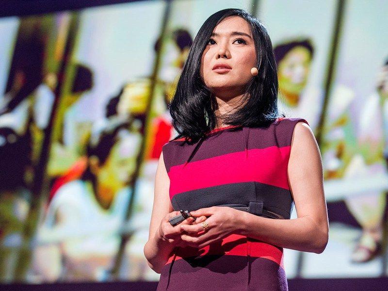 Rašytoja Hyeonseo Lee apie pabėgimą iš Šiaurės Korėjos
