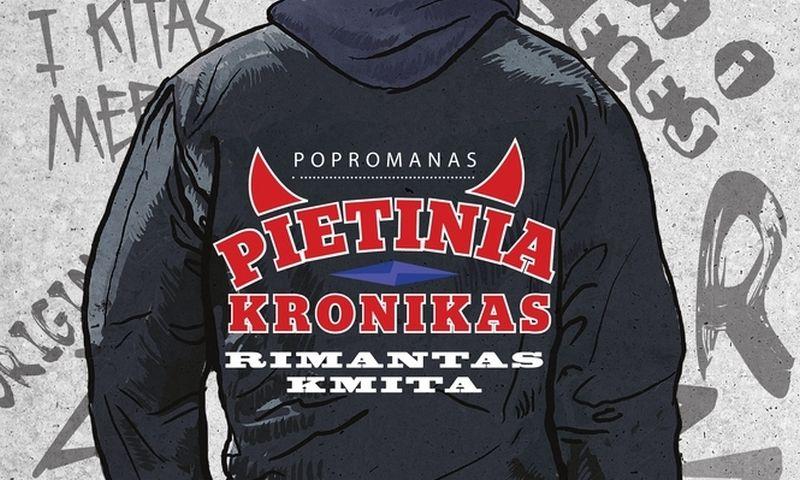 """Rimantas Kmita """"Pietinia kronikas"""", """"Tyto alba"""", 2016, p. 367"""