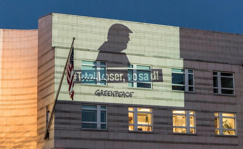 """Amerikos """"ne"""" Paryžiaus susitarimui: Trumpas žaliosios energetikos nepalaidos"""