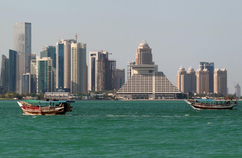 VŽ paaiškina: kodėl kilo diplomatinė Kataro krizė