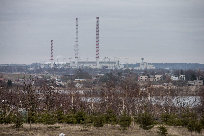 """""""NordBalt"""" išėjo atostogų, Elektrėnuose – darbymetis"""