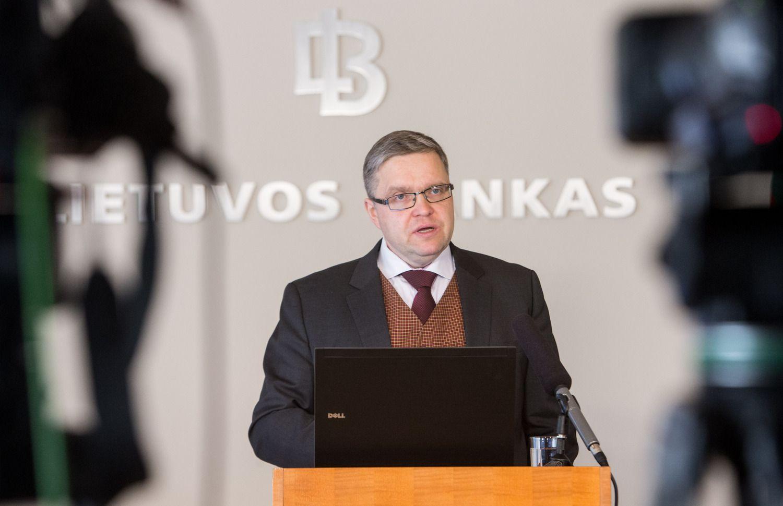 Vasiliauskas apie mokesčių pakeitimus: poveikis bus mažas, bet teigiamas