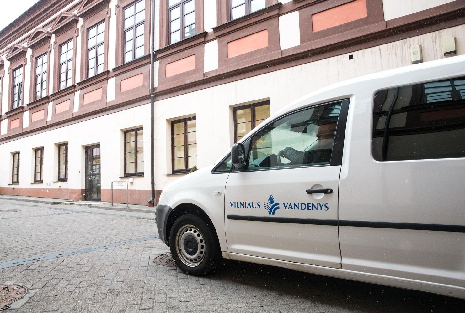 """Vilniaus vandenų"" finansams vadovauja Viktoras Baltuškonis"