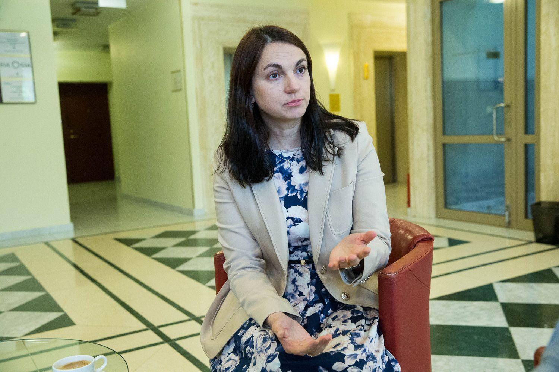 Interviu: žengdama europietišku keliu Ukraina nepristinga kliūčių