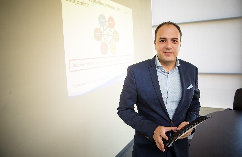 """""""Synergy Finance"""" sutelktinio finansavimo fondas sulaukė 1 mln. Eur investicijos"""