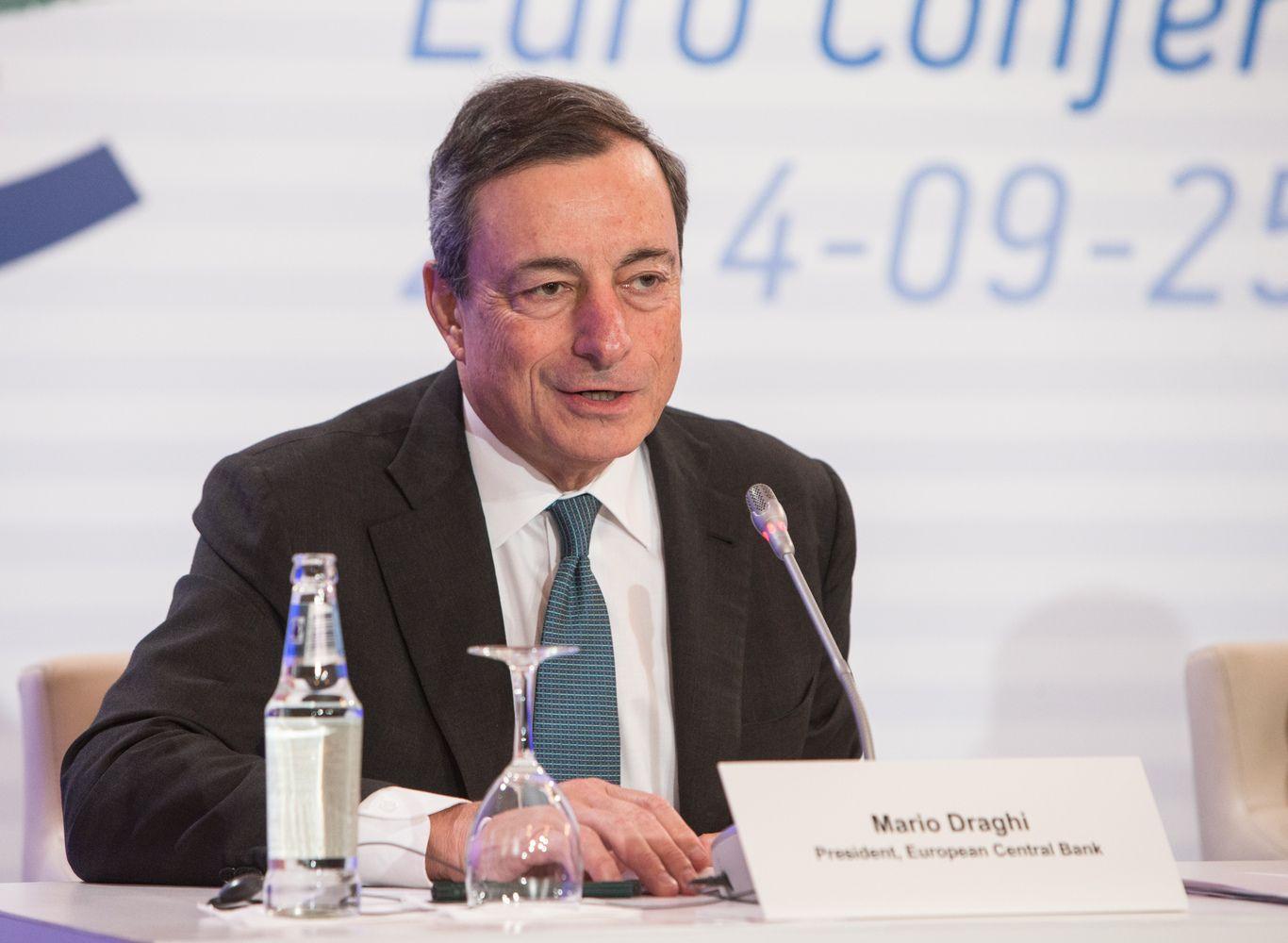 ECB palūkanų nepakeitė: kalba apie tolimesnį skatinimą