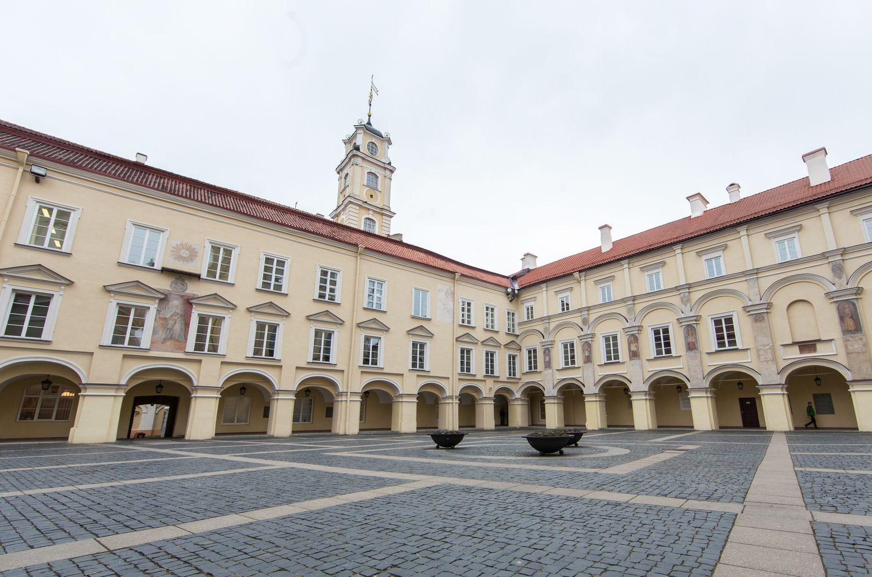 Vilniaus universitetas tarptautiniame reitinge aukštyn palypėjo 80-čia pozicijų