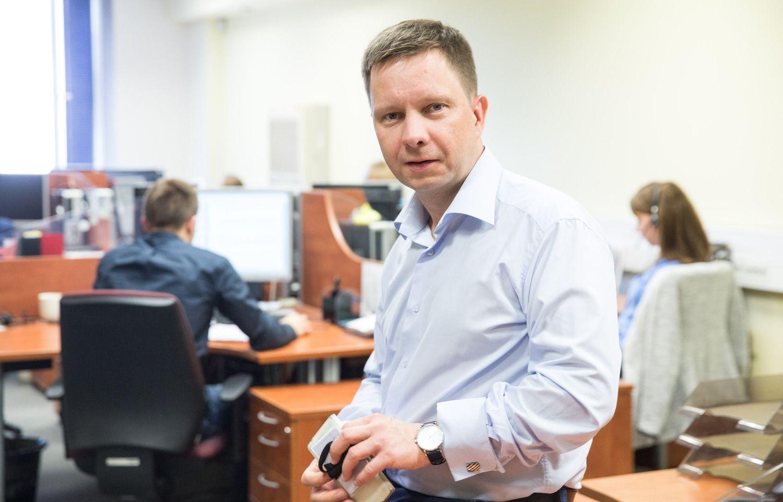 """VMI darbuotojas informavo """"MG Baltic"""" atstovą apie žiniasklaidos užklausą"""