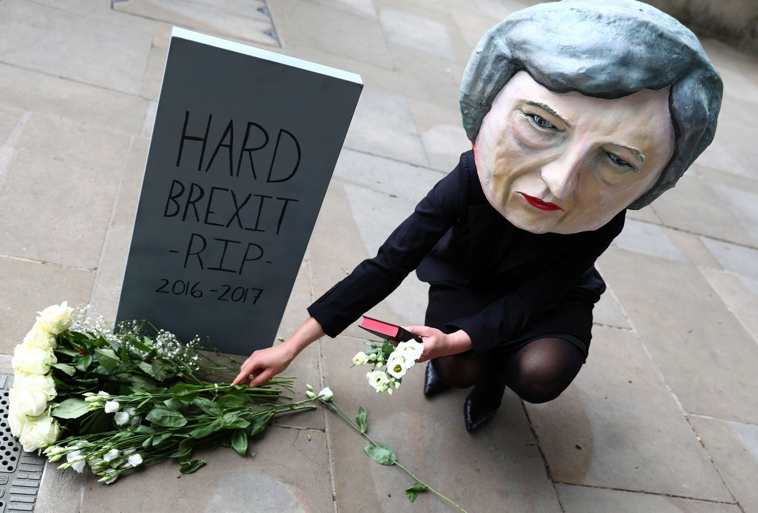 "Po JK rinkimų – abejonės dėl ""kietojo Brexit"""
