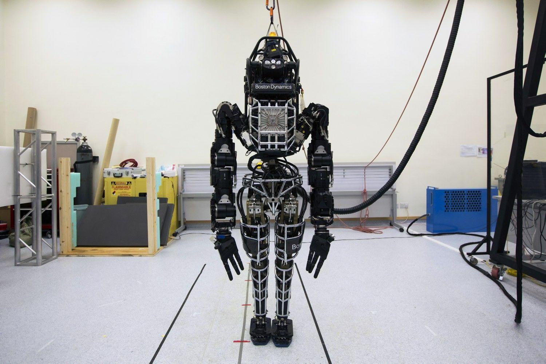 """Softbank"" perka ""Google"" robotų verslą"