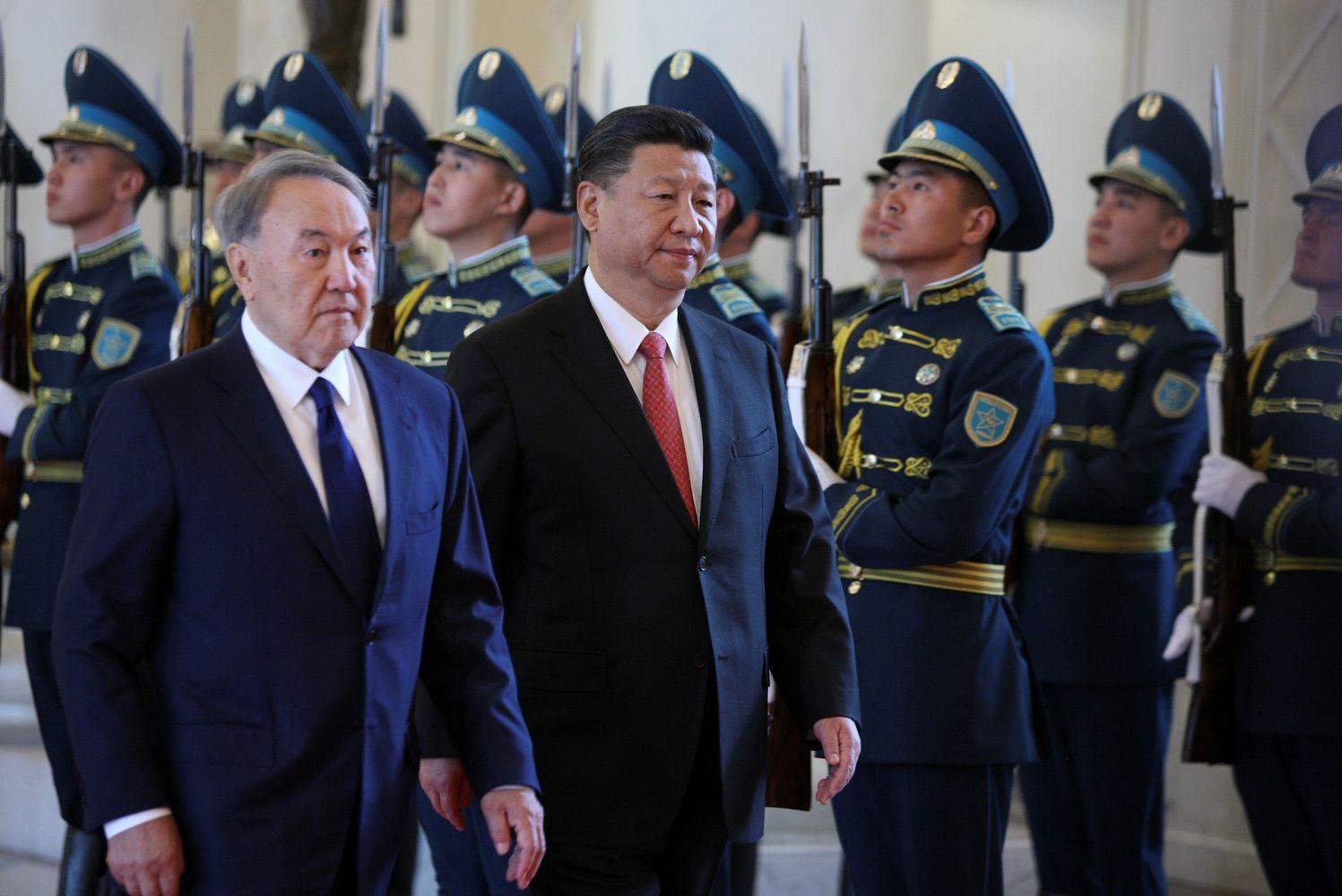 Pekinas siekia užimti lyderystės vakuumą