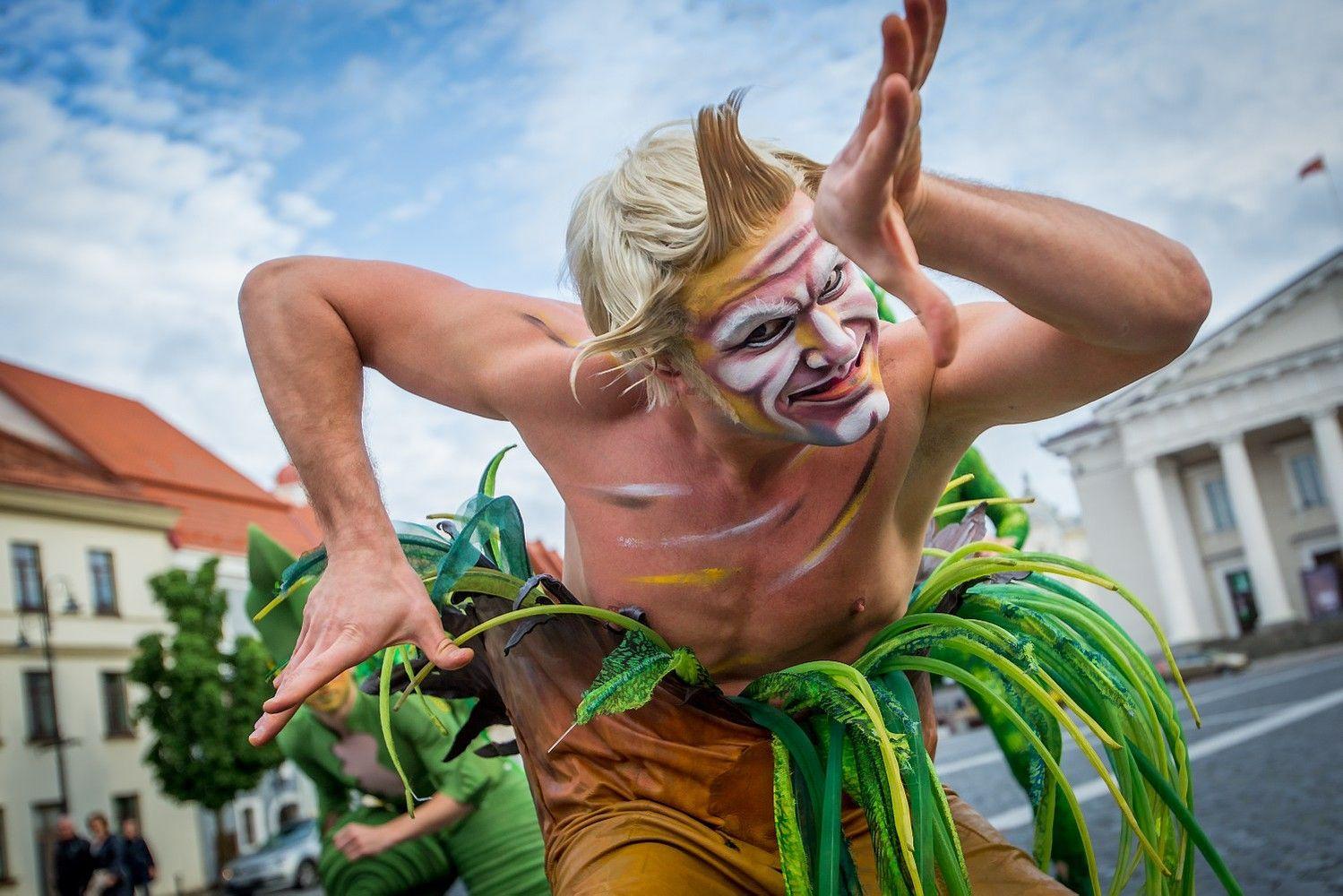 """Cirque du Soleil"" sėkmės receptas"