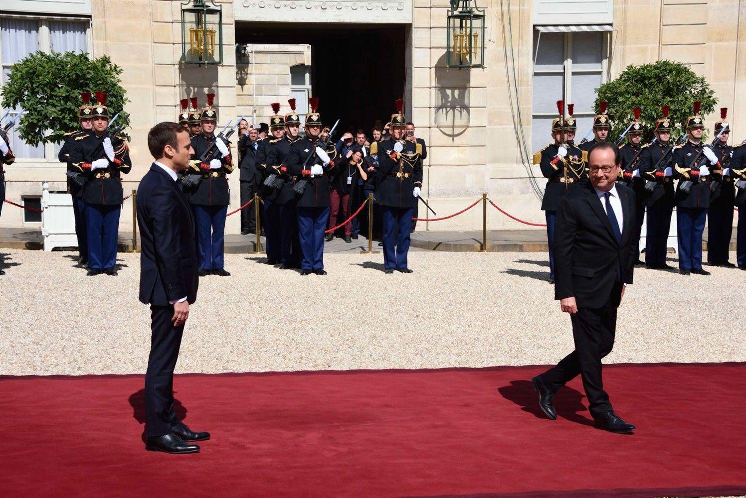 Prancūzija ilgėjosi karaliaus, o atėjo Macronas