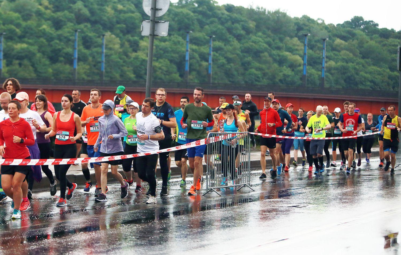 Kauno maratonas surinko apie 5.000 bėgikų