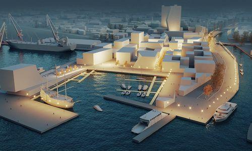 """Buvusioje """"Laivitės"""" teritorijoje – ambicingi uosto direkcijos planai"""