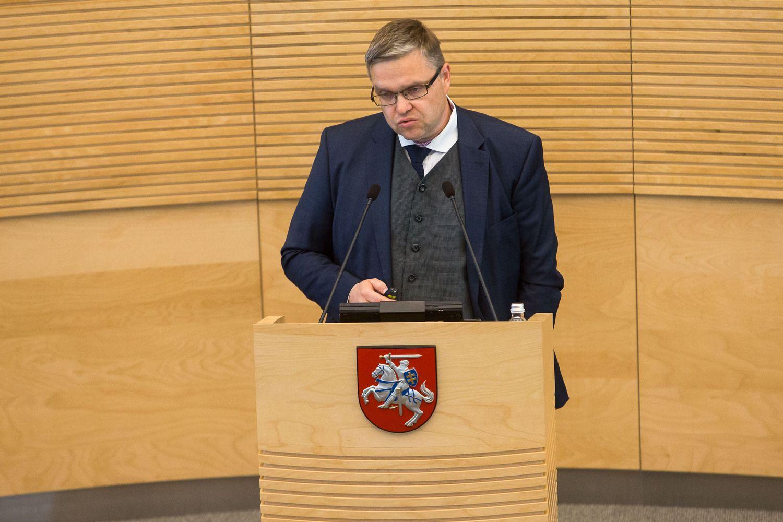 Teismas įpareigojo paneigti žiniasklaidoje skelbtus teiginius apie Lietuvos banką