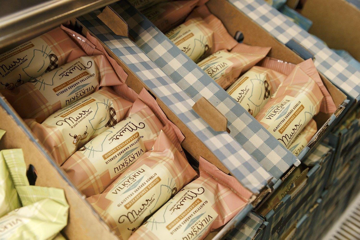 Vilkyškių pieninės pardavimai toliau auga dviženkle išraiška