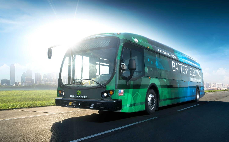 """""""Elektrobusų"""" gamintoja gavo 55 mln. USD investiciją"""