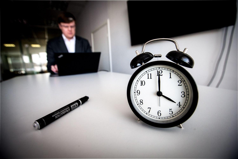 8 valandų darbo diena: įprasta, bet ar tikrai efektyvu