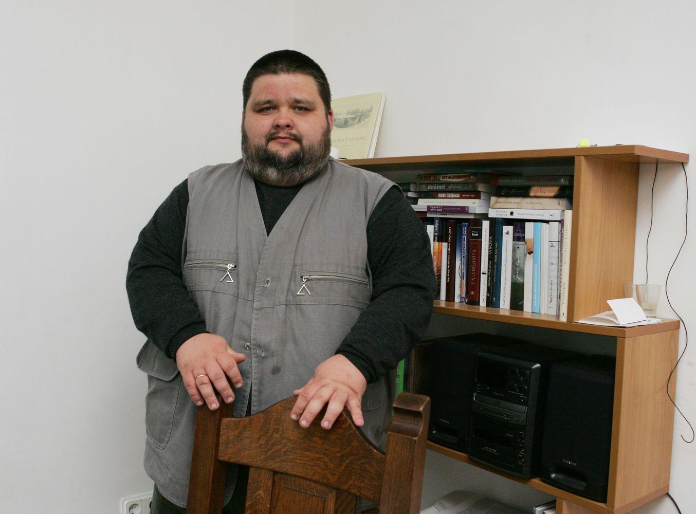 Į Seimą ateis dirbti konservatorius Andrius Navickas