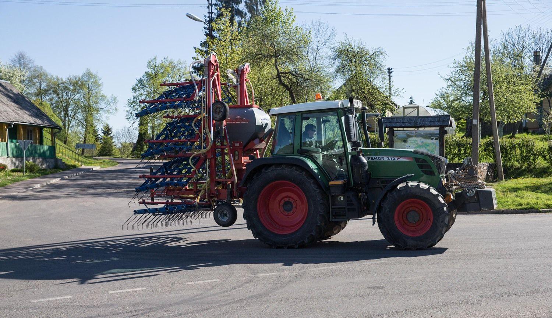 Jauniems ūkininkams išdalins 14 mln. Eur
