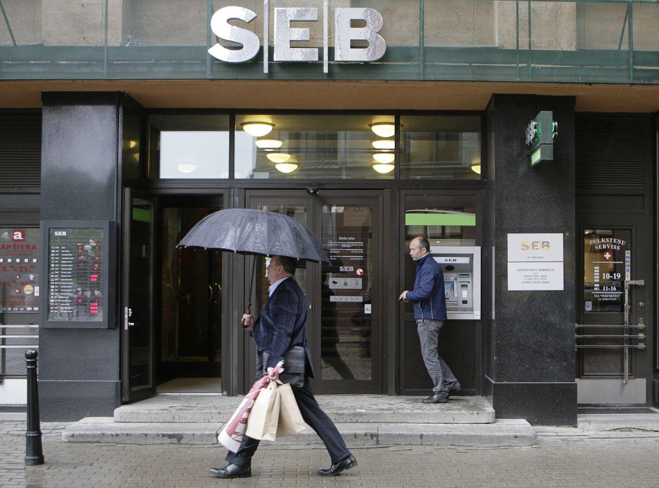 SEB sudarė nesąžiningų įmonių sąrašą: nubaus išparduodamas jų akcijas