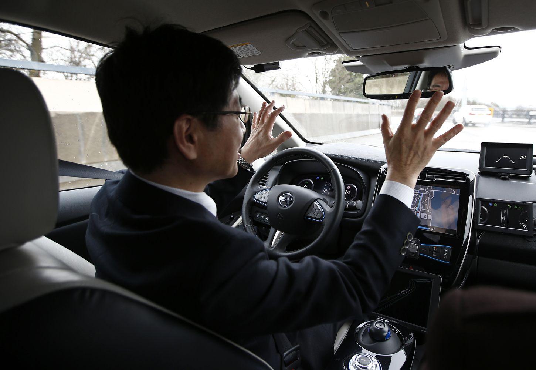 Įstatymo pataisomis keliuose atrasta vietos autonominiams automobiliams