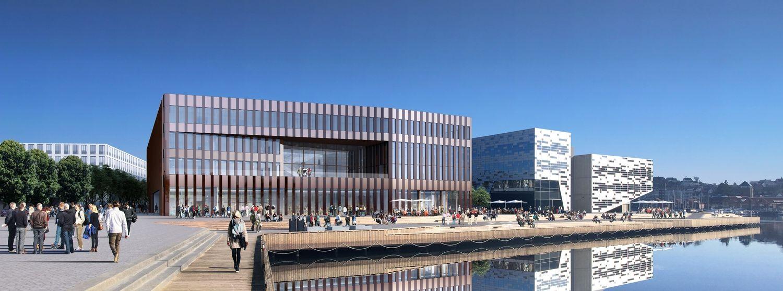 """""""KG Constructions"""" įgyvendina didžiausią savo projektą Norvegijoje"""