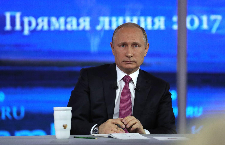 Putinas: Rusija nori normalizuoti santykius su JAV