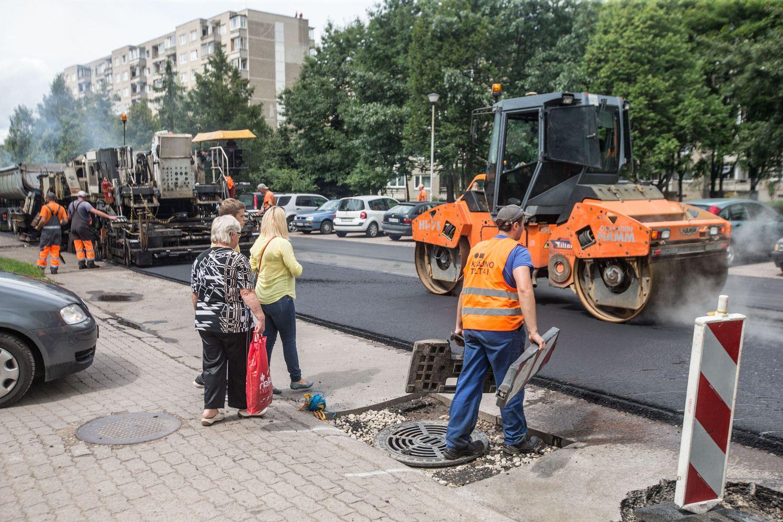 Regioninių kelių įmonių pertvarka Seime juda be kliūčių