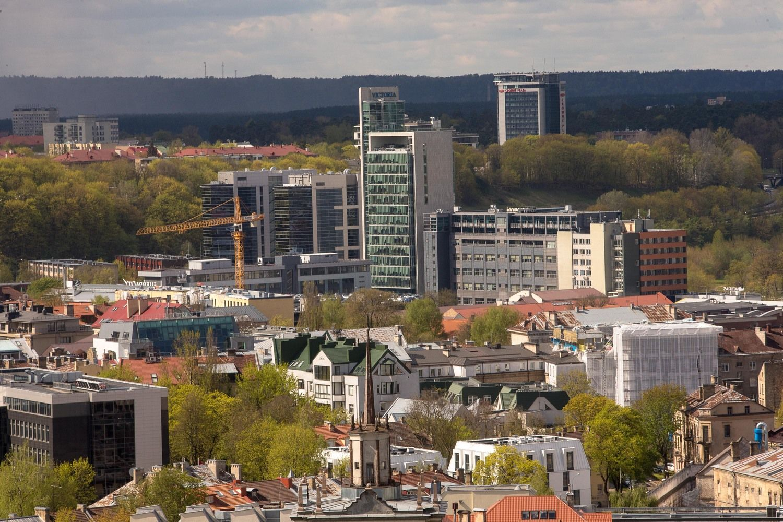 """""""Swedbank"""": Vilnius muša butų įperkamumo rekordus"""