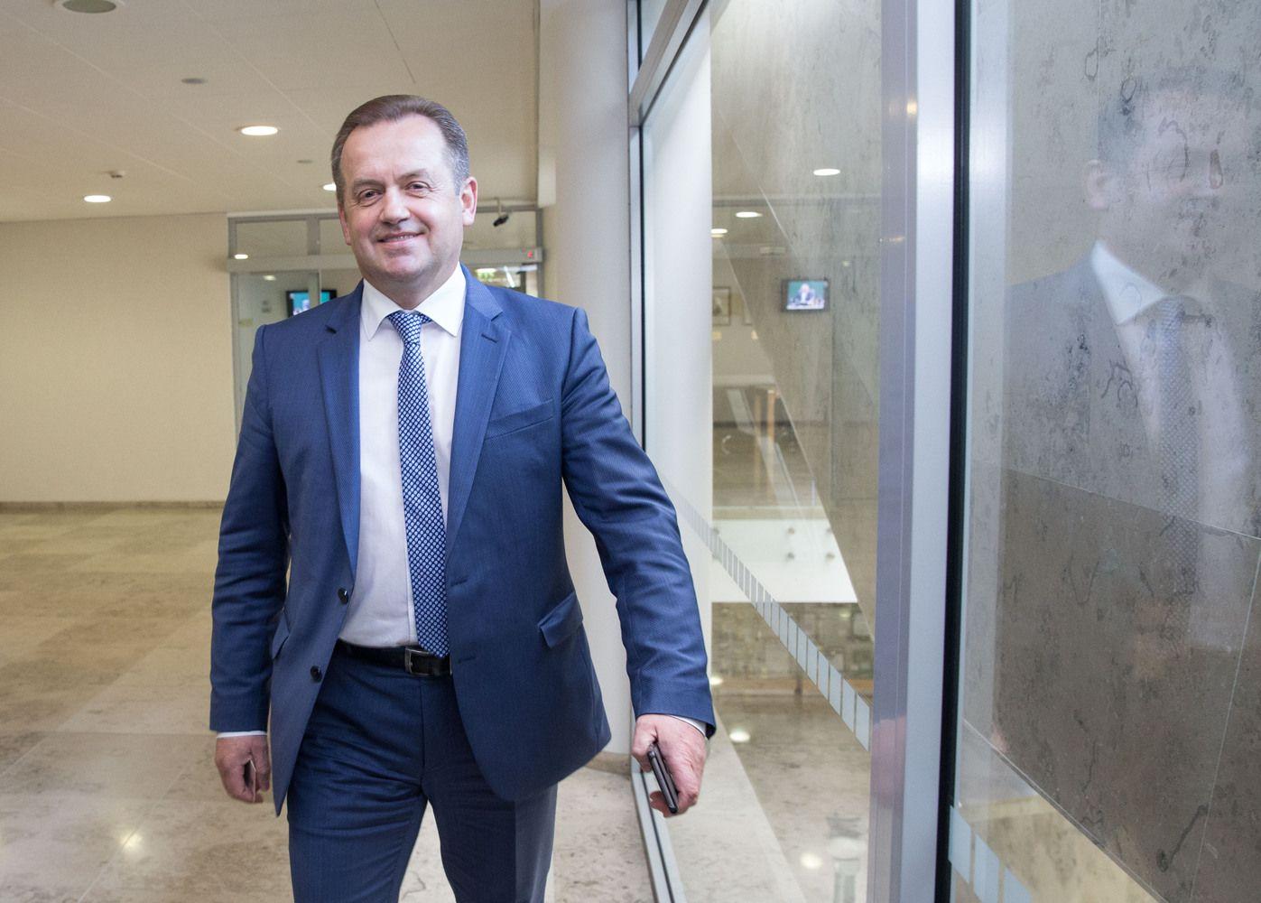Socialdemokratai dėl Skardžiaus kreipėsi į Antikorupcijos komisiją