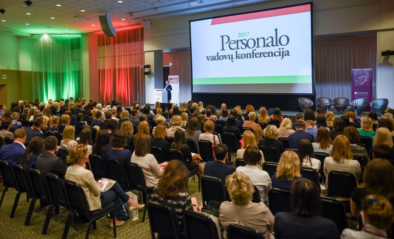 Personalas – vienas didžiausių iššūkių verslui