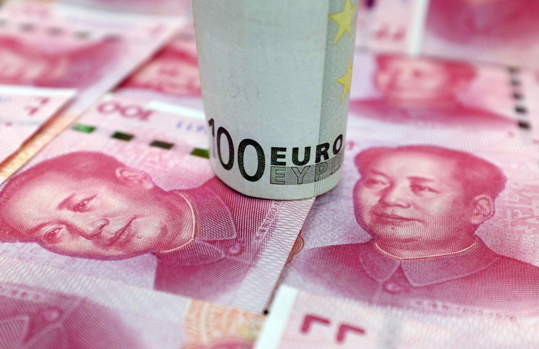 ECB pasekė LB pavyzdžiu – investavo Kinijoje