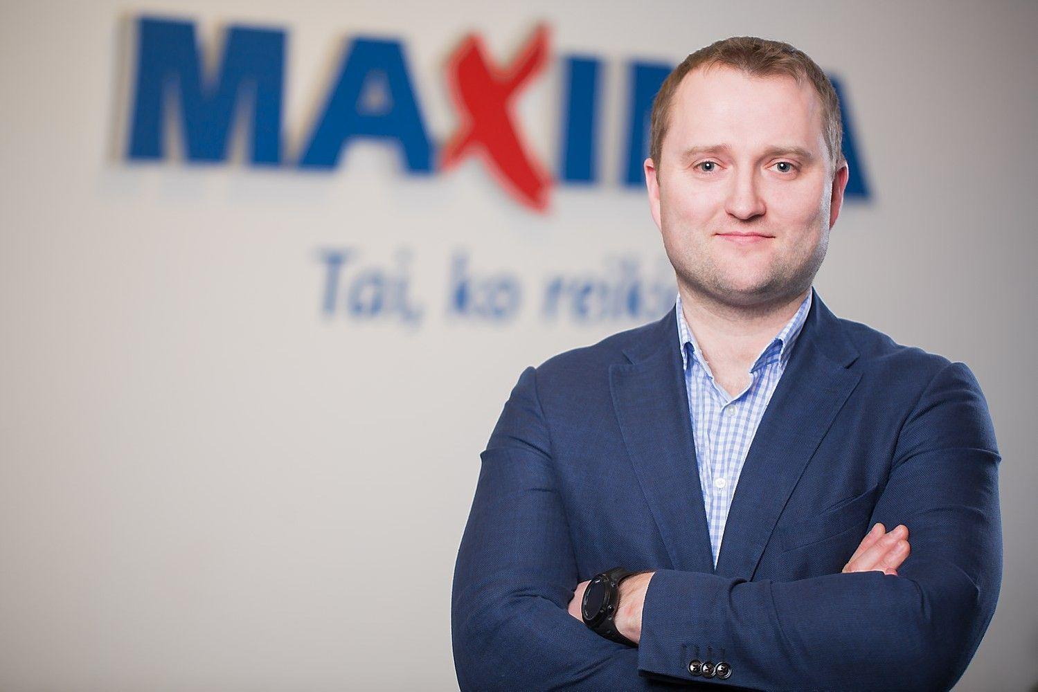 """""""Maxima"""" pirmoji Lietuvoje pakvietė tiekėjus prisijungti prie pažangaus keturių dokumentų EDI proceso"""