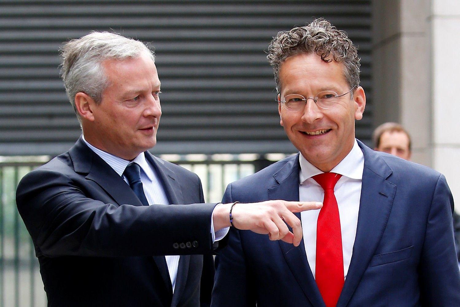 Euro zonos ministraigaliausiai sutarė dėl Graikijos