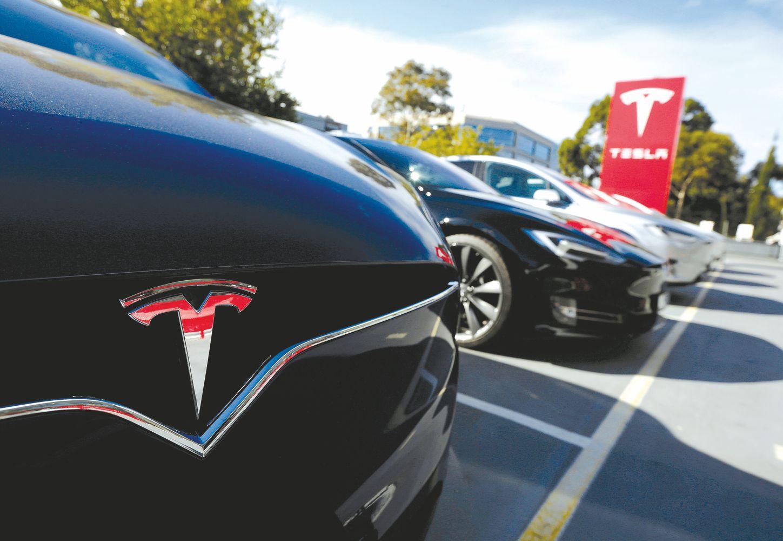 """""""Tesla"""" nori naujos gamyklos savo """"Model Y"""""""