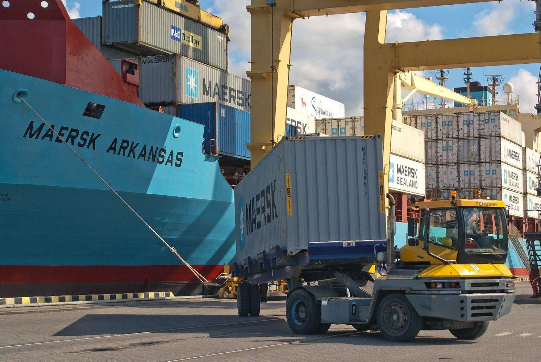 """""""Maersk"""": kaip dievas globojo sąžiningą verslą"""