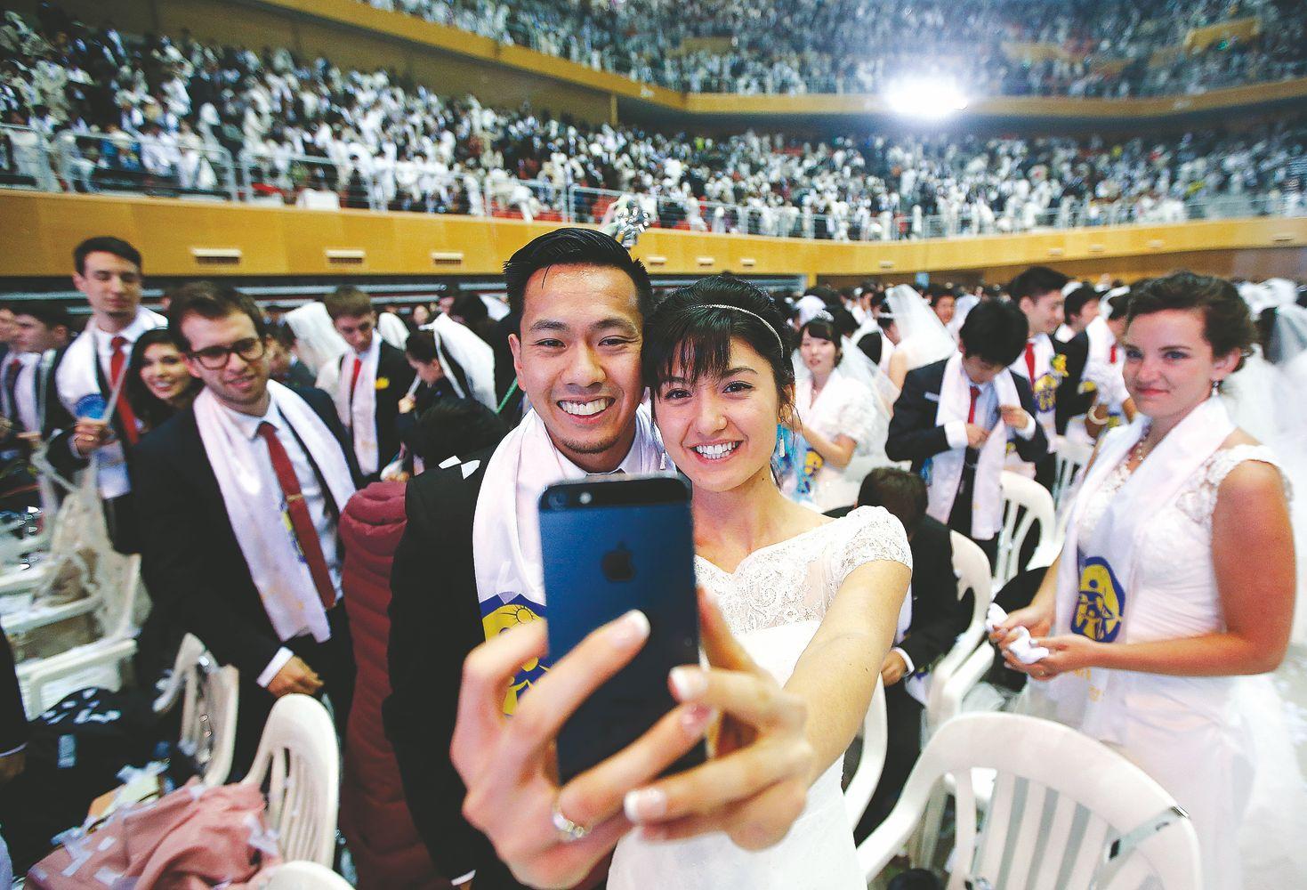 Vestuvių kainą augina socialiniai tinklai