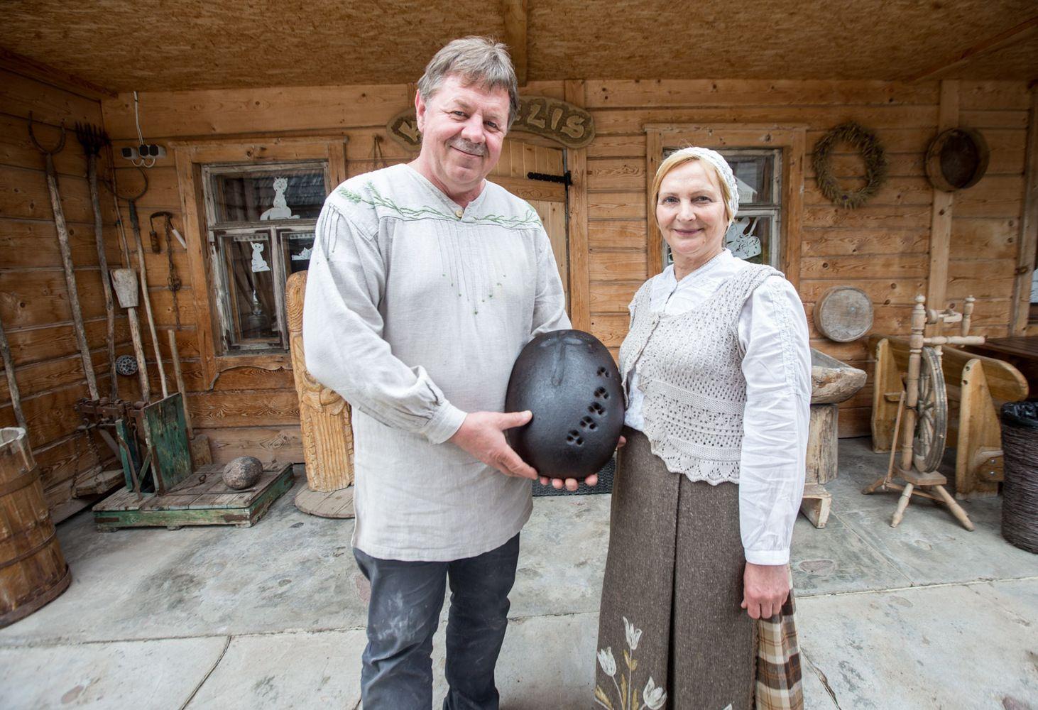 Kelionės po Lietuvą: tradicinė Šlyninkos malūno duona
